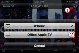 How to Stream from Your iPhone to an Apple TV