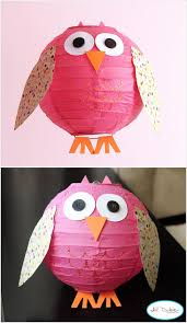 Owl Dorable Paper Lantern 18