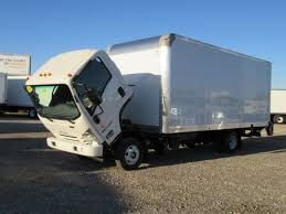 100 20 Ft Box Truck 19 New Isuzu NPR HD Ft With Liftgate At Industrial