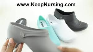 nursing shoe collection keepnursing com youtube