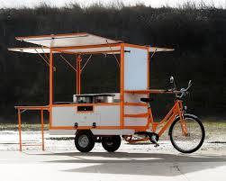 triporteur crêperie cuisine mobile triporteur