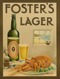 Fosters Classic Hits Retro Mark CUB And Woolies