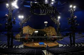 Kurios Cabinet Of Curiosities Edmonton by Backstage At Cirque Du Soleil U0027s New Show Which Both Defies Logic