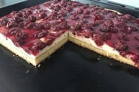 kirsch schmandkuchen lisa50 chefkoch schmandkuchen