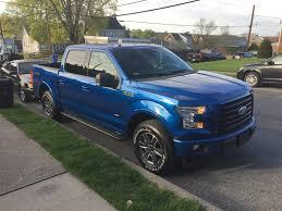 100 Big Blue Truck 2017 SCREW Lighting XLT 4x4 Build Aka Ford F150