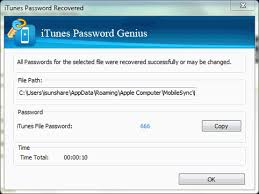 How to Unlock iPhone Backup after Forgot iTunes Backup Password