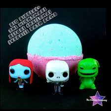 Nightmare Before Christmas Bath Toy Set by The Nightmare Before Christmas Jack Heads From Topic