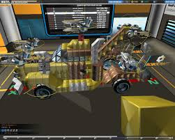 087 Goldwynn Towtruck - Robocraft Garage