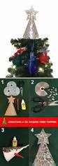 Christmas Tree Toppers Ideas by Awesome Diy Christmas Tree Topper Ideas U0026 Tutorials Hative
