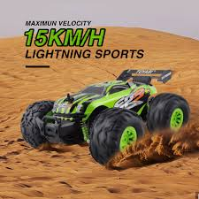 Kid RTR RC BIGFOOT Monster Truck Car Remote Control Off Road Truggy ...