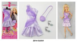 dolldressed u2013 2014 barbie fashion assorted lots