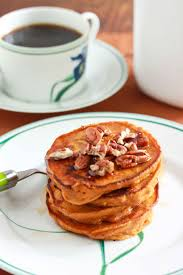 Pumpkin Pancakes W Bisquick by Healthy Oatmeal Pumpkin Pancakes Overtime Cook