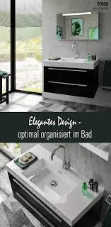 elegantes design aufbewahrungsmöbel im bad