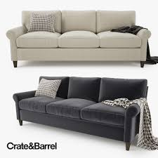 Crate And Barrel Verano Sofa Smoke by Crate And Barrel Furniture Reviews