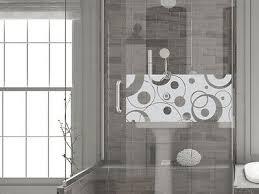 glasdekor fensterfolie aufkleber sichtschutz badezimmer wc