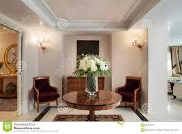 luxusvilla wohnzimmer stockbild bild wohnzimmer 65013707