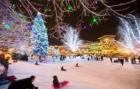 Leavenworth Christmas Tree Lighting Getaway The Seattle Globalist