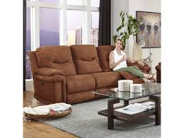 Southern Motion Reclining Furniture by Southern Motion Duran Double Reclining Sofa With Power Plus