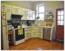 Kitchen Cabinet Organization Layout