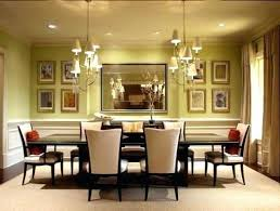 Formal Dining Room Paint Colors For