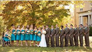 Bridal Parties Love Shadows