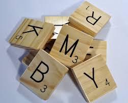 Scrabble Tile Value Change by Making Scrabble Tiles Scrabble Wall Tiles Dennis Caskey