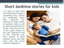 Short bedtime stories Baby Stories