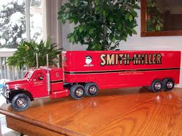 100 Smith Miller Trucks SMITH MILLER SMITH MILLER SMITTY TOYS BOX TRUCK Diecast And Toy