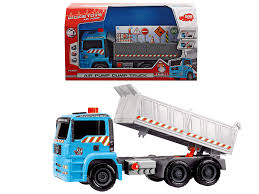 100 Action Truck Amazoncom Dickie Toys Air Pump Dump 11 Toys Games