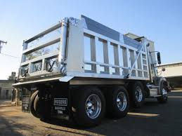 100 Dump Truck Tailgate Rogers Manufacturing ABSeries Aluminum