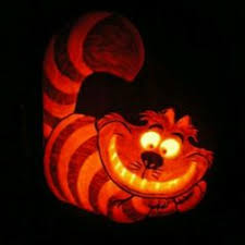 50 Great Pumpkin Carving Ideas You Won U0027t Find On Pinterest by Cheshire Cat Pumpkin Carving Pattern Google Search Pumpkin