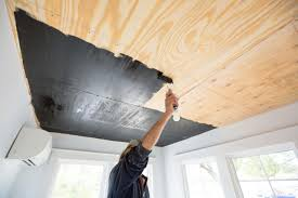 2x2 Sheetrock Ceiling Tiles by How To Install A Reclaimed Wood Ceiling Treatment How Tos Diy