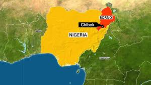 Where Did The Edmund Fitzgerald Sank Map by 82 Chibok Schoolgirls Released In Nigeria In The News Part Two