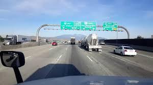 BigRigTravels LIVE! Moreno Valley To Ontario, California I-215, CA ...
