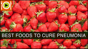 Foods to Cure Pneumonia