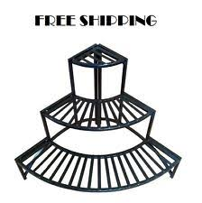Outdoor Patio Plant Stands by 3 Tier Wooden Etagere Folding Garden Plant Stand Outdoor Patio
