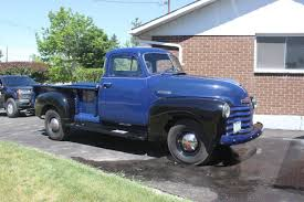 100 53 Chevy Truck For Sale 1951 Chevrolet 3600 Pickup Advanced Pickups 54