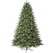 GE 75 Ft Pre Lit Aspen Fir Artificial Christmas Tree With 1000 Multi