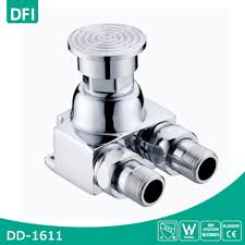 Foot Pedal Faucet Kit by Time Delay Toilet Flush Valve Time Delay Toilet Flush Valve