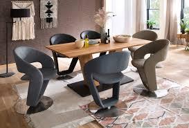 2 x stuhl firona in taupe kunstleder und edelstahl tellerfuß 360 drehbar esszimmerstuhl 2er set drehstuhl