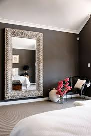 miroir chambre a coucher idées décoration intérieure