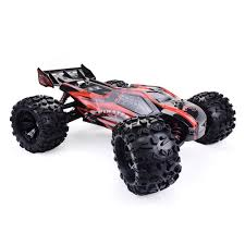 100 Brushless Rc Truck HotZD Racing 9021V3 18 24G 4WD RC Car Electric Truggy Vehicle RTR Model