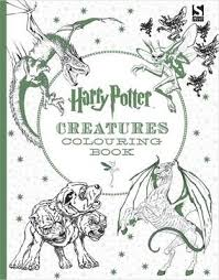 Buy Harry Potter Magical Creatures Colouring Book By Warner Brothers From Waterstones Today Click And Collect Your Local Or Get FREE UK
