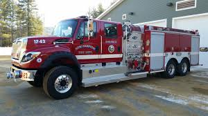 100 New Fire Trucks Town Of Hampton Hampshire