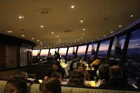 view inside restaurant picture of skylon tower revolving dining