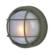 flush mount porch light classic country style retro waterproof
