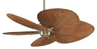 Hampton Bay Ceiling Fan Blade Removal by Hampton Bay Ceiling Fan With Palm Leaf Blades