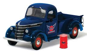 100 1938 International Truck INTERNATIONAL D2 Pickup From Gulf Oil Aviation