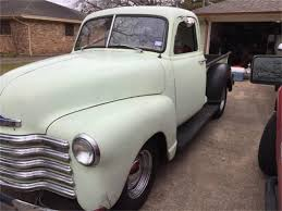 100 1951 Chevy Truck For Sale Chevrolet Pickup For ClassicCarscom CC1123736