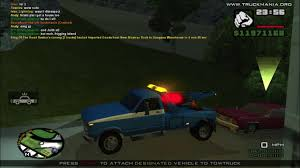 100 Truck Mania 4 SAMP Mania Tow Missions YouTube